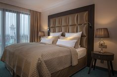 Deluxe room in boutique hotel Villa Plaza****