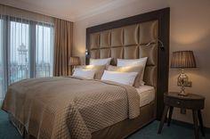 Deluxe room in boutique hotel Villa Plaza****