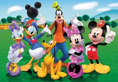 Which Mickey Mouse character are you | PlayBuzz