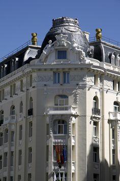 Instalación en el Hotel Westin Palace ( Madrid ).
