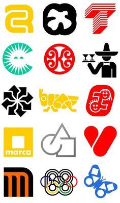 logos by Lance Wyman