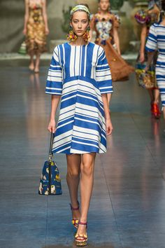 Dolce & Gabbana Spring 2013 RTW - Review - Collections - Vogue