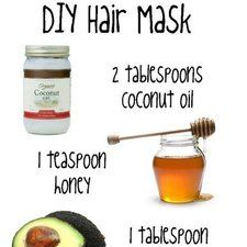 DIY Hair Mask-Easy, nourishing & natural!
