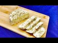 Sie werden keinen Käse mehr kaufen. Würziger, hausgemachter Käse. Probieren Sie es aus! #56 - YouTube Yogurt Recipes, No Dairy Recipes, Milk Recipes, Cheese Recipes, Dessert Recipes, Cooking Recipes, Cooking Cheese, Keto Cheese, Old Italian Recipes