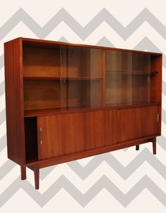 Robert Heritage Double Bookcase for Beaver & Tapley