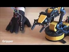Wave Your Hand to Control OWI Robotic Arm... No Strings Attached: 10 Steps (with Pictures)