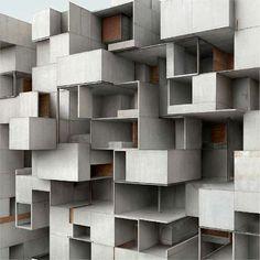 Architectural Fantasy Art by Filip Dujardin