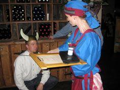 Viikinkiravintola Harald. www.ravintolaharald.fi Vikings, Baseball Cards, Restaurant, The Vikings, Diner Restaurant, Restaurants, Dining, Viking Warrior