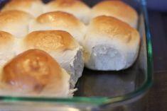 Hot Fluffy 30 Minute Dinner Rolls1