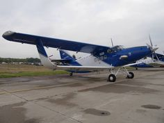 AN-2 with new motor and new wings #maks2015 #an2