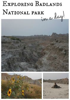 Exploring Badlands National Park in one day: where to hike, where to eat!