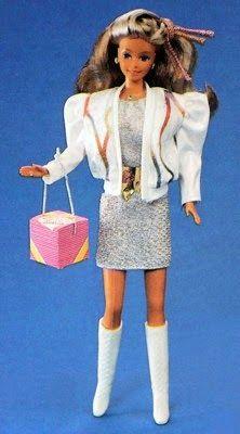 Boneca Barbie Feliz Aniversário, Estrela, 1988