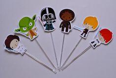 Atelier Doces Mimos: Festa personalizada Star Wars