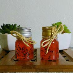 Geleinha de Banho - Morango  Adquira pelo site www.laflorais.com.br