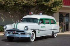 1953 Pontiac Ambulance. ★。☆。JpM ENTERTAINMENT ☆。★。