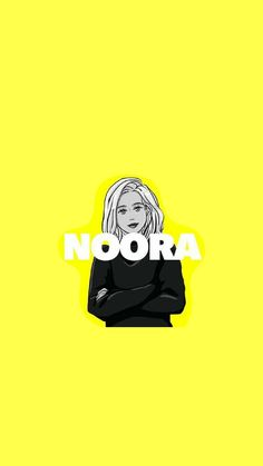 Wallpaper ~ Noora ~ SKAM