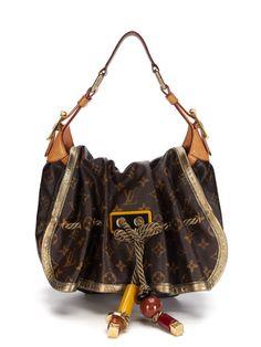 Louis Vuitton Monogram Kalahari PM Bag