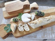 Find a good chunk of wood, then check out these gorgeous DIY cutting boards to get you inspired.