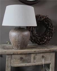 Maak je landelijke interieur mooi af met de landelijke for Mooie tafellampen