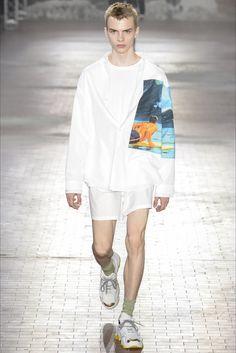 Sfilata Moda Uomo N°21 Milano - Primavera Estate 2018 - Vogue