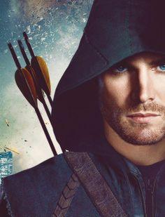 Stephen Amellas Oliver Queen The Arrow