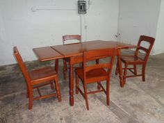 Antique Maple Dining Room Set Dining Rooms Dining Room Sets And Dining Room Furniture