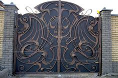Manufacturer Shutter Doors And Gates India Front Gate Design, Steel Gate Design, House Gate Design, Main Gate Design, Door Gate Design, House Front Design, Railing Design, Metal Gates, Wrought Iron Gates