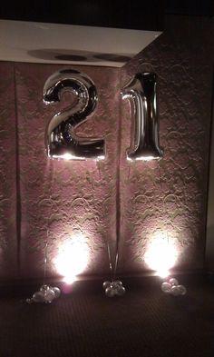 21s Birthday Ideas