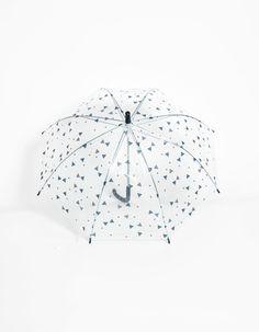 MO Guarda chuva transparente €12,99