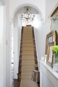 seagrass runner for stairway