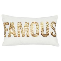 Become famous. Either for something amazing or for doing something stupid.