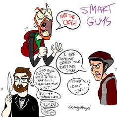 Smart Guys #continueshow #paul #nick #josh #smartguys #omegalbagel #omegal #bagel #art #fanart #fan #toon #drawing #cartoon