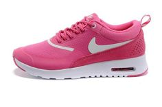 meet a2f76 47210 UK Market - Nike Air Max Thea Womens Pink White Trainers