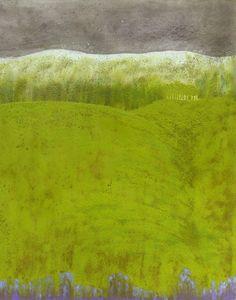 Leslie Guinan | concrete, encaustic