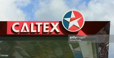 Signage at a Caltex petrol station. Caltex New Zealand has sought clearance to buy petrol retailer Challange. The commerce commision is investigating to see if the purchase would cause market dominance. Michael Bradley, Gas Service, Chicago Cubs Logo, Investigations, New Zealand, Signage, Study, Billboard, Signs