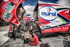 Dakar 2016 – Rustdag – Eurol VEKA MAN Rally Team