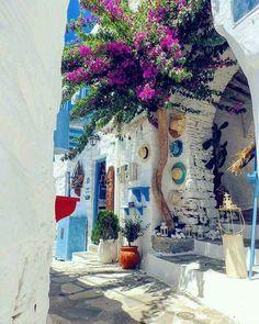 Σύρος ~ Syros island Journeys w/color