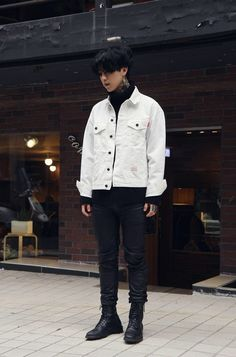 W2C these boots : streetwear