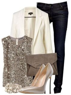 Classy Outfit Idea