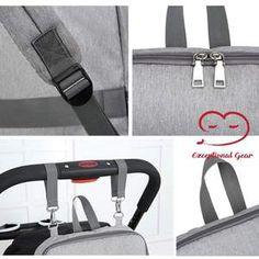 Multipurpose Diaper Bag