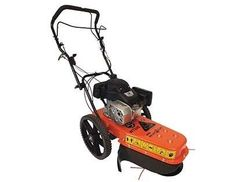 "ECHO BEAR CAT WT24 Series Wheeled Trimmers  •Subaru EAV190V engine •21"" wheel base and 24"" cut •Use up to .175 CROSS-FIRE Line  •Warranty: 3 year Consumer, 1 year Commercial, or 90 day Rental"