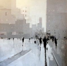 Geoffrey Johnson ~ Abstract Impressionism painter   Tutt'Art@   Pittura * Scultura * Poesia * Musica  