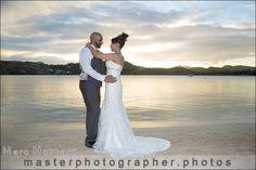 Beach Wedding at St. James's Club, Antigua, West indies