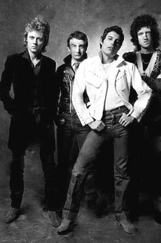 Queen is the greatest and most eclectic bands in the world...