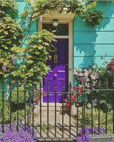 Gates And Railings, Aquarium, Entryway, Outdoor Structures, Doors, London, Instagram Posts, Wall, Plants