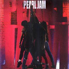Pearl Jam -  ten  #1991