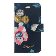 Windflower Bunch iPhone 7 Case with Card Holder