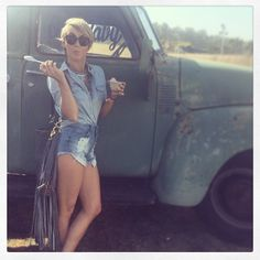Celebrities op Coachella - Girlscene