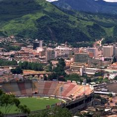 Tegucigalpa, Honduras http://www.travelbrochures.org/117/central-america-and-the-caribbean/happy-in-honduras might be going to this stadium