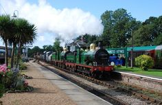 Ex-S.E.& C.R. class O1 0-6-0, No. 65 & S.E.& C.R. class C 0-6-0, No. 592 pass through Horsted Keynes with a goods charter. (13th September 2008 - Photo by Stephen Leek)